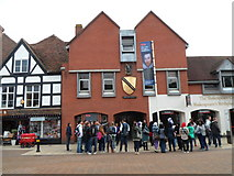 SP2055 : The Shakespeare Centre, Stratford-upon-Avon by Jaggery