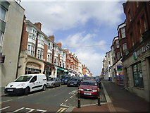 TQ7407 : St Leonards Road, Bexhill by Stacey Harris