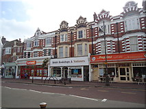 TQ7407 : Shops, Devonshire Road, Bexhill by Stacey Harris