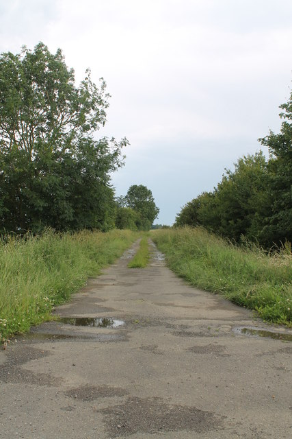 Track to Saxilby Sykes