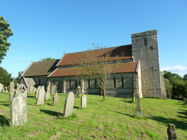 Church of St Mary the Virgin, Stamfordham