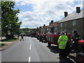 SE5377 : A tractor rally at Coxwold by Ian S