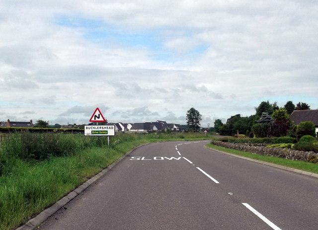 Bucklershead near Dundee