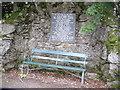NO3694 : Memorial Cairn at Bridge of Muick by Stanley Howe