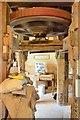 TM0178 : Thelnetham Windmill by Ashley Dace