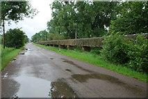 TL4279 : Sutton Gault  Causeway by John Walton