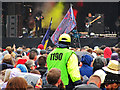 NO0903 : Steward - T in the Park 2012 by William Starkey