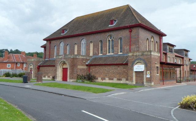 Sea Mills Methodist Church and Abona Court, Bristol