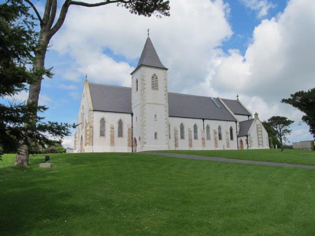 St Patrick's Catholic Church, Saul