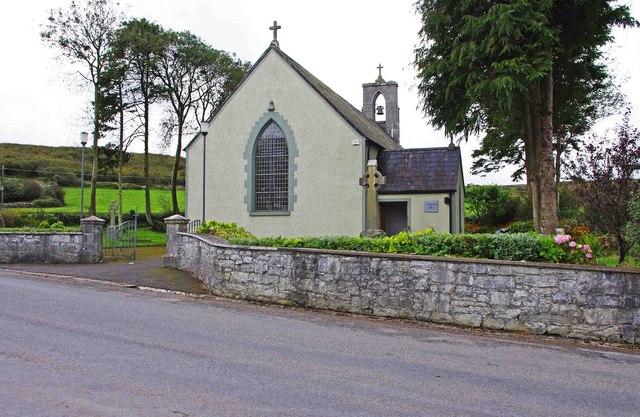 St. Columba's Church (3), Carran