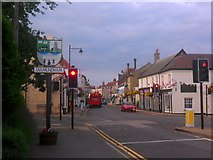 TM3863 : Saxmundham - At the crossroads by Ed of the South