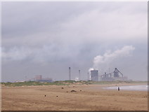 NZ5625 : Steel is being made at Redcar by Martin Speck