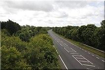 SU5894 : Along the Dorchester Bypass by Bill Nicholls