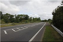 SU5894 : Towards Queensford Bridge by Bill Nicholls