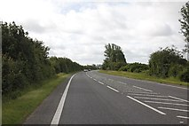 SU5894 : Towards Shillingford by Bill Nicholls