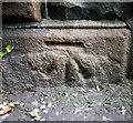 J1586 : Bench Mark, Antrim by Rossographer