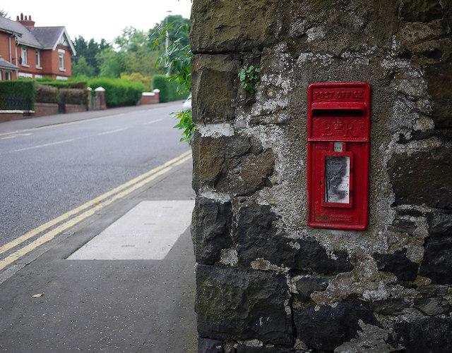 Postbox, Antrim