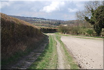 TR0749 : Stour Valley Walk by N Chadwick