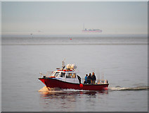 J5082 : The 'Ocean Crest' in Bangor Bay by Rossographer