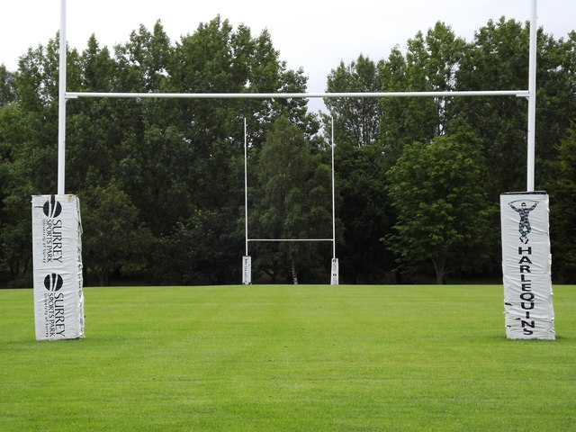 Rugby Pitch, Surrey Sports Park