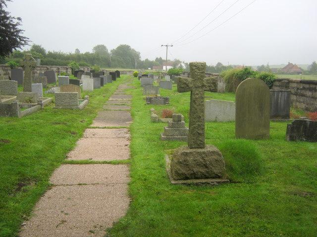 Egmanton cemetery