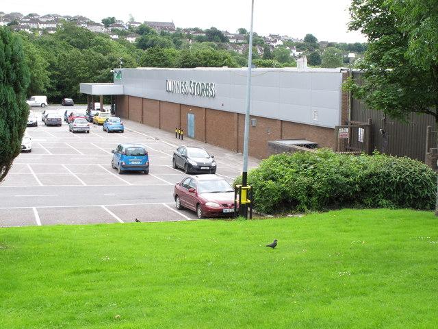 Dunnes Store, Ballyvolane Cross