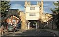 SE6151 : Walmgate Bar, York by Bob Embleton