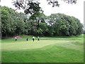 W7571 : Cork Golf Club by David Hawgood