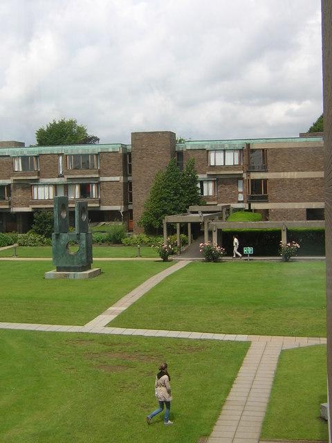 Cambridge: Churchill College