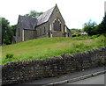 SO0602 : Grade II listed Church of St John the Baptist, Troedyrhiw by Jaggery