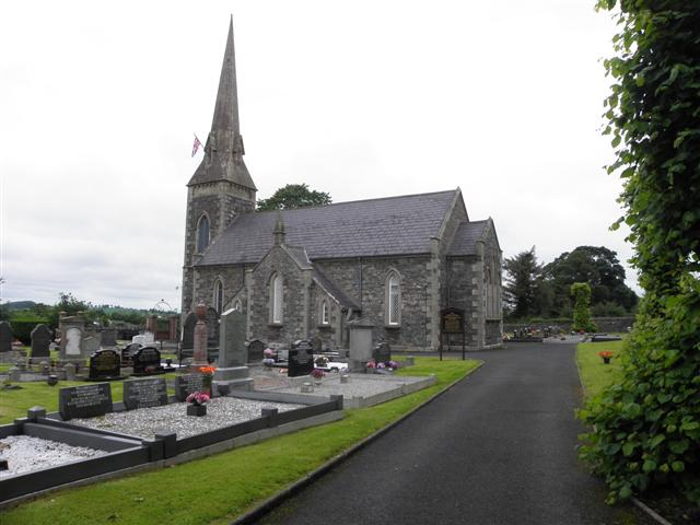 St Matthew's Church of Ireland, Scarva