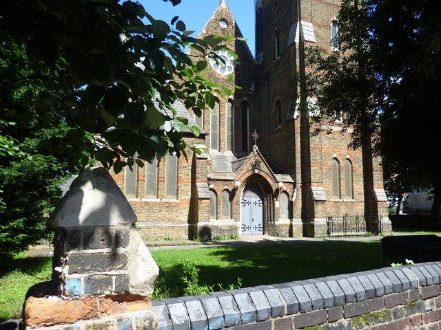 Holy Saviour Parish Church, Croydon