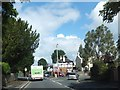 SX8670 : A381 gyratory system on south-east of Newton Abbot by David Smith