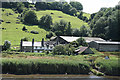 SX4368 : Bere Ferrers: Ferry Farm by Martin Bodman