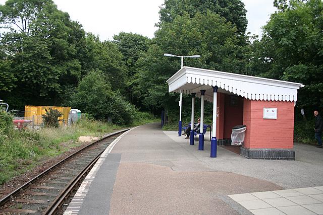 Calstock: Calstock Station