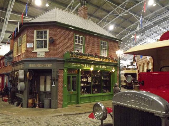 Corner Shop Milestones 169 Colin Smith Cc By Sa 2 0