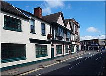 SK5319 : Loughborough, Leics (High St Area) by David Hallam-Jones