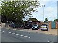 TV6098 : Saffron Gate, Eastbourne by PAUL FARMER