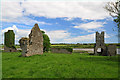 S8412 : The abandoned town of Clonmines, Wexford (2) by Mike Searle