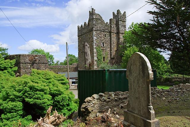 Castles of Leinster: Rathmacnee, Wexford