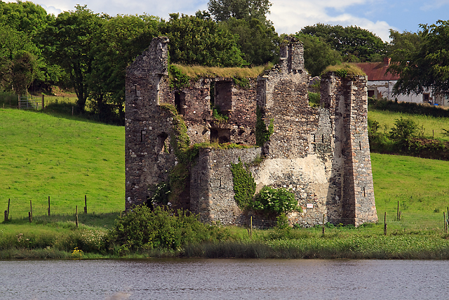 Castles of Leinster: Deeps, Wexford