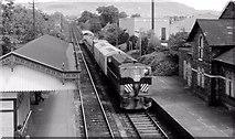 J3582 : Weed-spraying train, Whiteabbey by Albert Bridge