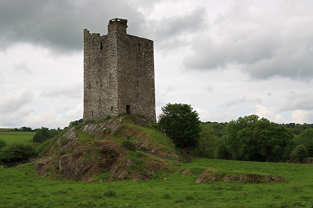 Castles of Munster: Carrigaphooca, Cork (2)