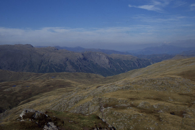 Looking North from Pike of Stickle