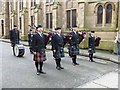 NY9363 : Armed Forces Day, 2012, Hexham by Oliver Dixon