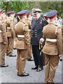 NY9364 : Armed Forces Day, 2012, Hexham by Oliver Dixon