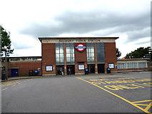TQ1684 : Sudbury Town station by Dr Neil Clifton