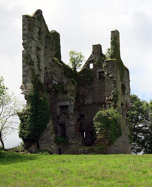 Castles of Munster: Killagha, Kerry (1)