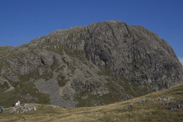 Harrison Stickle from the south-west