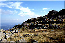 NY2807 : Harrison Stickle from Pavey Ark by Christopher Hilton
